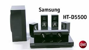 home theater systems samsung samsung home cinéma 5 1 blu ray 3d ht d5500 youtube