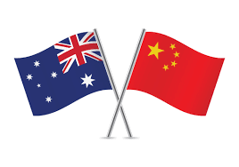 Image Chinese Flag Australia China Trade Mra Ees Shipping Logistics Is Our World