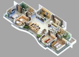 4bhk house 3d 4 bhk house plan images gallery condointeriordesign com