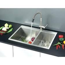 30 Inch Drop In Kitchen Sink Single Bowl Kitchen Sink Drop In Fabulous Black Kitchen Sink