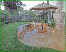 How Much Is A Stamped Concrete Patio by Marvelous Concrete Patio Costs Best 25 Concrete Patio Cost Ideas