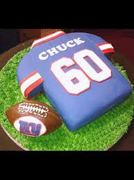 new york giants jersey cake creative crazy cakes pinterest