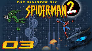 spider man 2 sinister gameboy color 003 trade