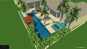 Lagoon Style Pool Designs by Custom Pools By Lucas Lagoons Pool Design Consultation
