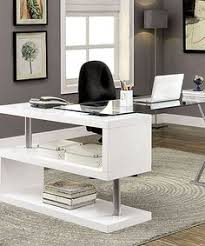 White Desk Glass Top Amazon Com 1easylife Furnishings Home Office Computer Pc Laptop