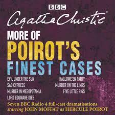more of poirot u0027s finest cases seven full cast bbc radio