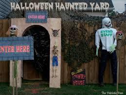 Backyard Haunted House Ideas Backyard Haunted House Backyard Your Ideas