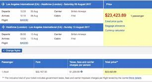 price for a how to book air tickets that are fully refundable updated
