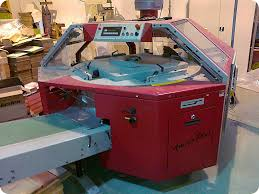 used printing machinery