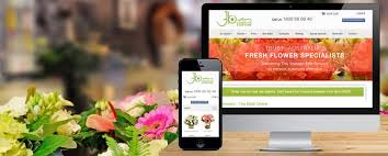 Flower Store Flower Store In A Box Ecommerce Websites For Florists Made Easy