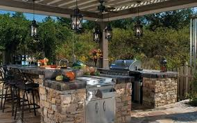 Outdoor Kitchen Ideas Outdoor Kitchen Ideas On A Budget Snaphaven