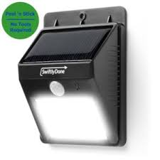 self contained motion detector light best outdoor solar lights top 10 and our pick