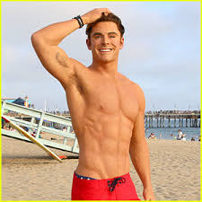 Zac Efron Zac Efron Has A Shirtless Wax Figure It Visited The