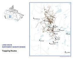 Map Of Fort Mcmurray Saskatchewan Métis Traditional Land Use Survey Hgis Lab