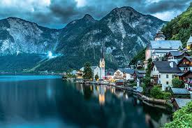 hallstatt austria v o y a g e pinterest austria