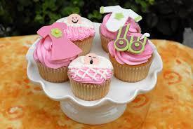 night baking baby shower cupcakes