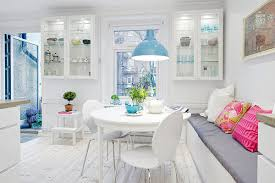 welcoming swedish home with cheerful decors wave avenue