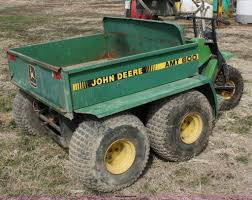 john deere amt600 gator item 9958 sold march 30 ag equi