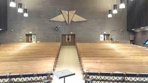 Church Lights Case Study Retrofitting Church Lighting To Led Premier