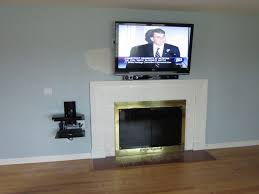 how to hide wires for wall mounted tv download wall mount tv over fireplace gen4congress com