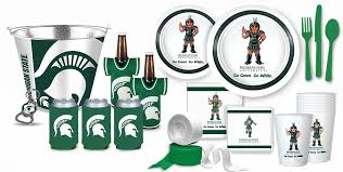 Michigan Sparty Halloween Costume Michigan Spartans Party Supplies Party