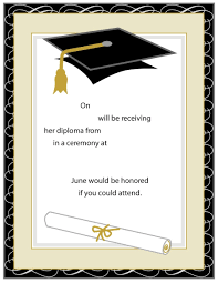 example of a graduation invitation create ecard newborn halloween