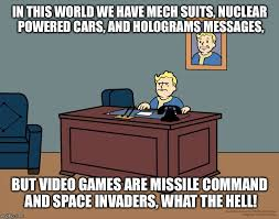 Vault Boy Memes - vault boy desk latest memes imgflip
