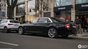 ghost bentley rolls royce ghost ewb series ii 28 january 2017 autogespot