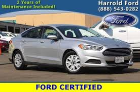 ford fusion used for sale used ford fusion for sale in sacramento ca edmunds