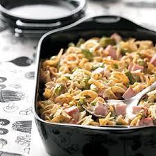 Asparagus Dishes Main Course - ham u0026 asparagus casserole recipe taste of home