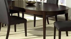 oval dining table with leaf contemporary oval dining table contemporary oval dining table black