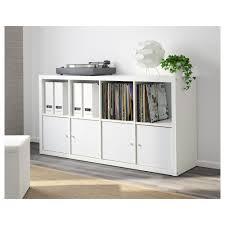 Ikea Kallax Bookcase Room Divider Kallax Shelf Unit Black Brown Ikea