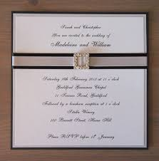 Bling Wedding Invitations Silver Rhinestone Wedding Invitations Lake Side Corrals