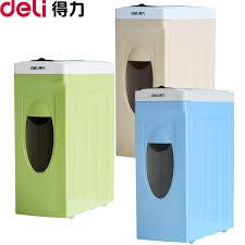 buy deli 9923 home office paper shredder shredder file shredder