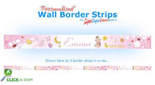 nursery wall border homewood nursery