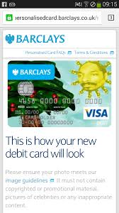 Wells Fargo Card Design My Bank Finally Rejected My Card Design Funny
