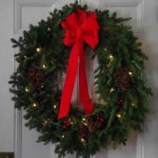 classic pre lit 30in wreath wreath wreaths