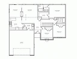 floor plans for 3 bedroom ranch homes bedroom house plans ranch plan 3 home floor the traintoball