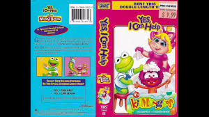 opening muppet babies 1997 vhs u0027it u0027s