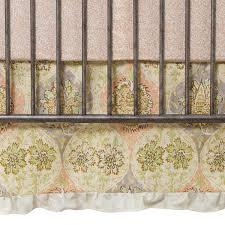 Waverly Crib Bedding Trend Lab Waverly Rosewater Glam 3 Crib Bedding Set