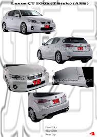 lexus f sport malaysia a perfect motor sport specialised in fibre glass moulding