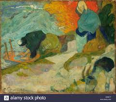 Schlafzimmer In Arles 1888 By Gauguin Stockfotos U0026 1888 By Gauguin Bilder Alamy