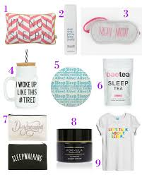 fun christmas gifts for the sleep deprived and tired mum