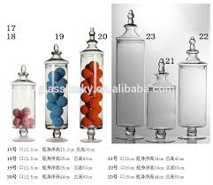 Decorative Glass Wholesale Apothecary Jars Decorative Glass