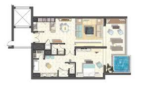 Viceroy Miami One Bedroom Suite Exclusive Villas