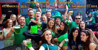 irish 4 a day san diego u0027s 1 st patrick u0027s day party hop