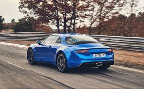 2017 alpine a110 interior first drive review 2018 alpine a110