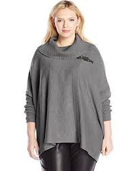 find the best deals on calvin klein s plus size sweater cape
