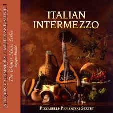 italian intermezzo cd dinner series
