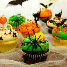 halloween cupcakes by magnolia bakery goldbely